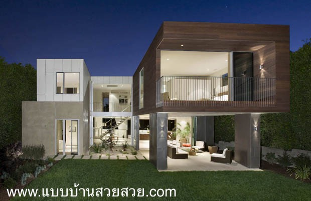 แบบบ้านสวย บ้าน 2 ชั้น TR203