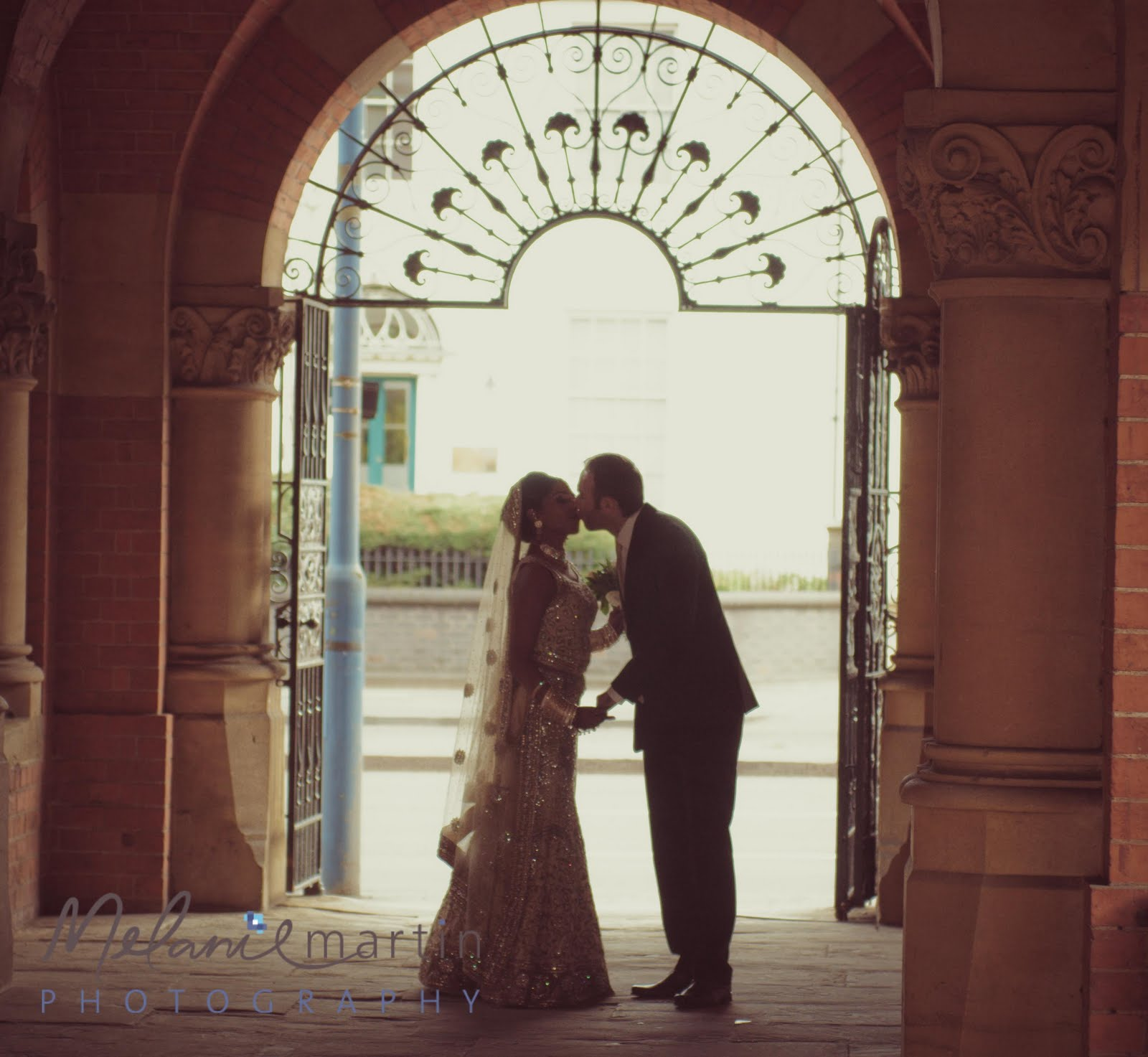 Real Wedding - Paul and Maya by Melanie Martin Photography - Asian ...