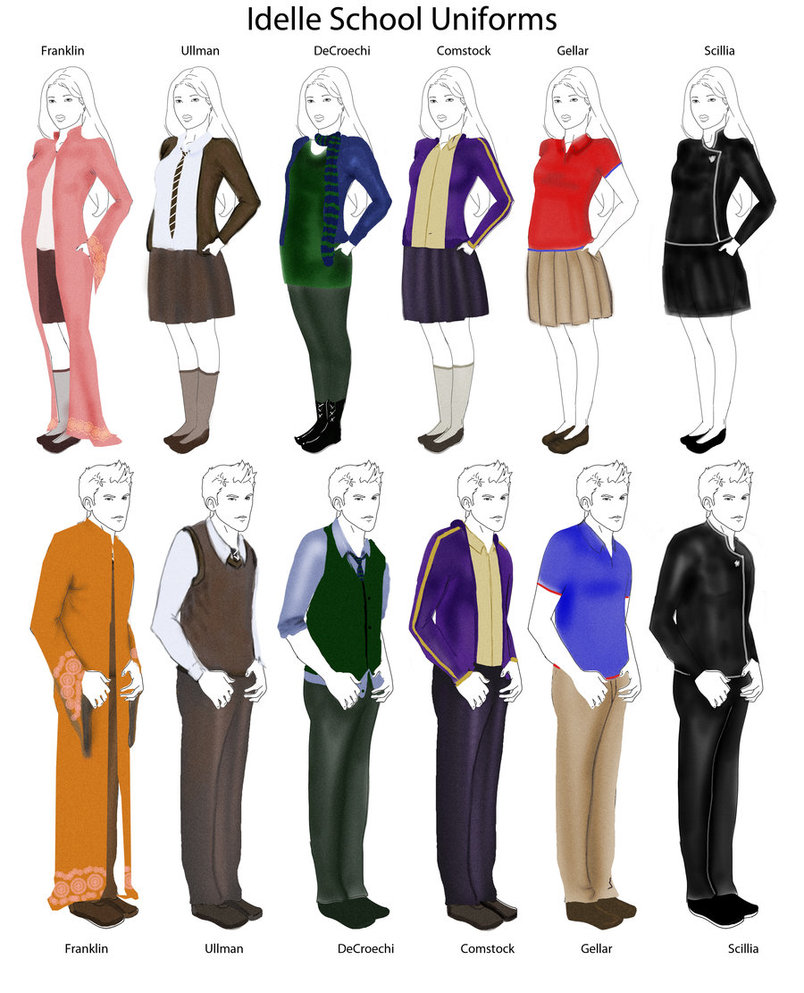 PerfectoSuperFacto Pros And Cons Of School Uniforms I Chronicles School Uniforms By Isaiahks Dao () Pros And Cons Of School Uniforms