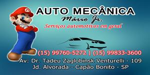 Auto Mecânica - Mário Jr