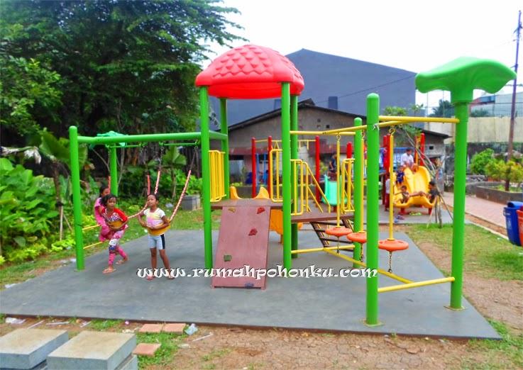Playground Swing Club Combo