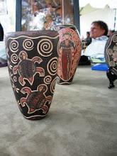 Glendora Fragua Jemez Pueblo Pottery