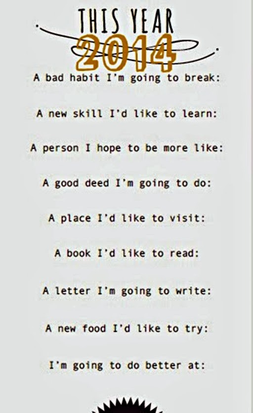 my new year resolution essay for kids