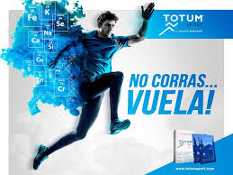 ¡¡¡ En tu próxima carrera : ¡¡¡ Toma TOTUM SPORT !!!