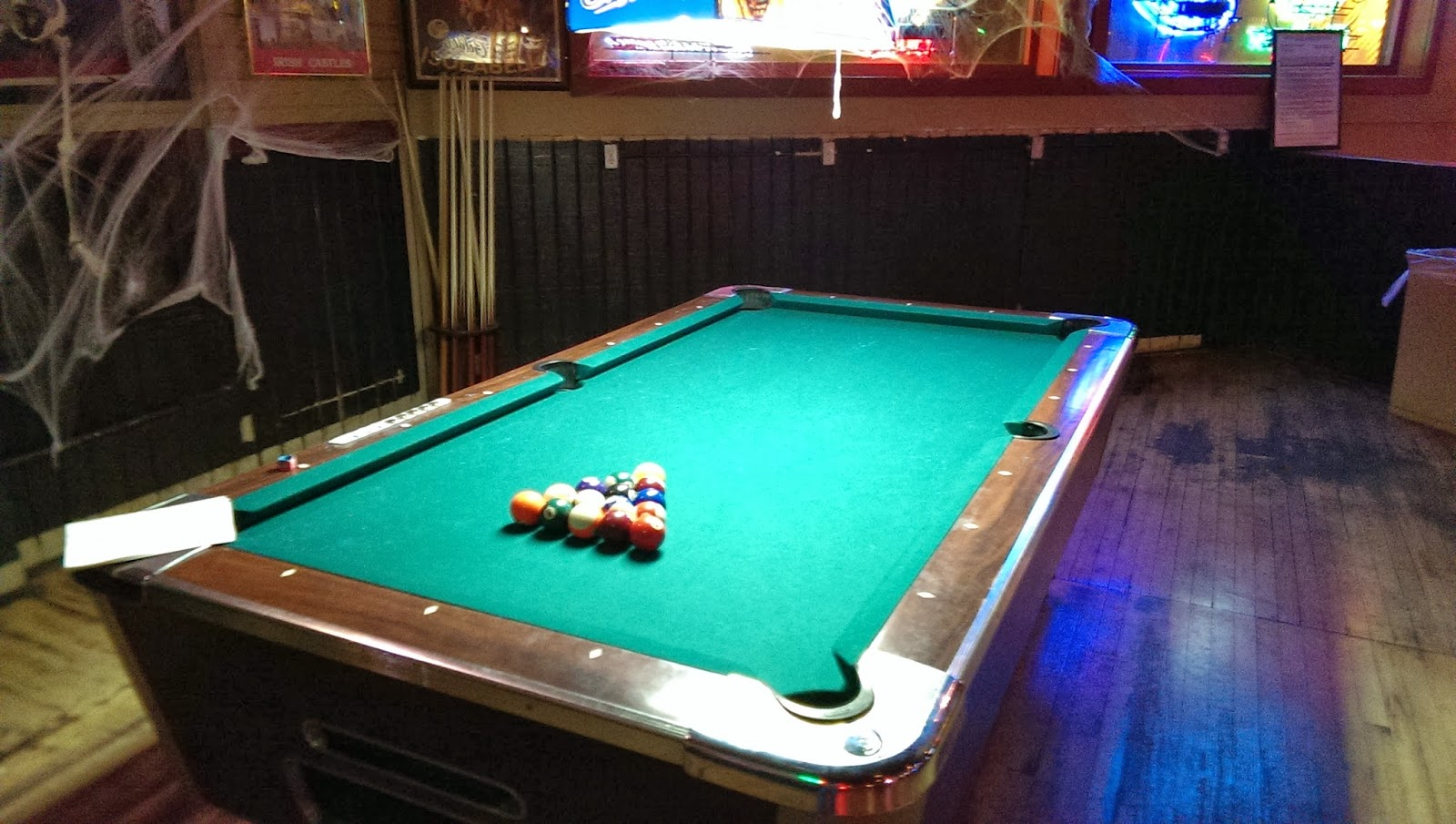 A Bar with a Pool Table Part 1 The Minnesota Skinny