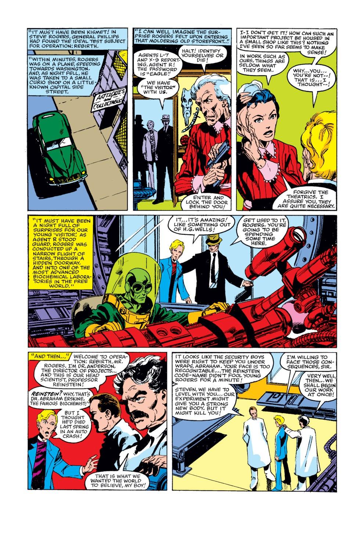 Captain America (1968) Issue #255 #170 - English 5
