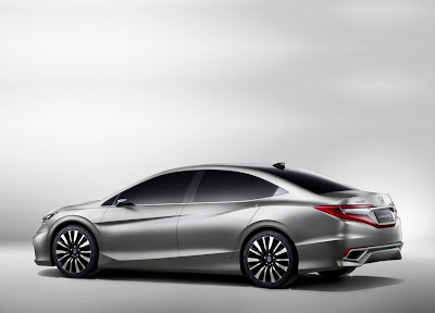 2012 Honda C Concept