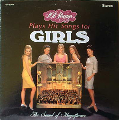 101 Strings: Plays Hit Songs for Girls (1967)