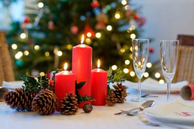decoração barata de natal blog Tudo Sobre Tudo
