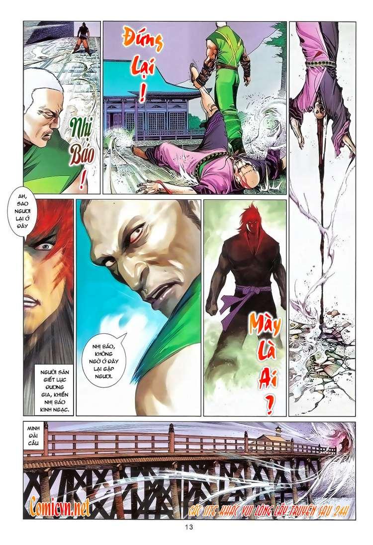 Phong Vân chap 635 Trang 12 - Mangak.info