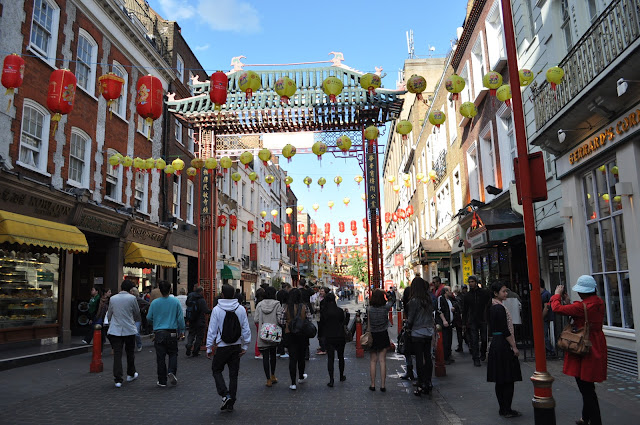 Mid-Autumn+Festival+London+Chinatown