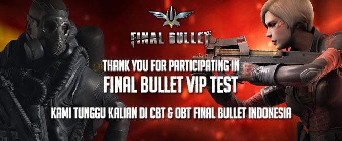 Beberapa Error Yang Harus Kamu Ketahui Setelah VIP Test Final Bullet Indonesia