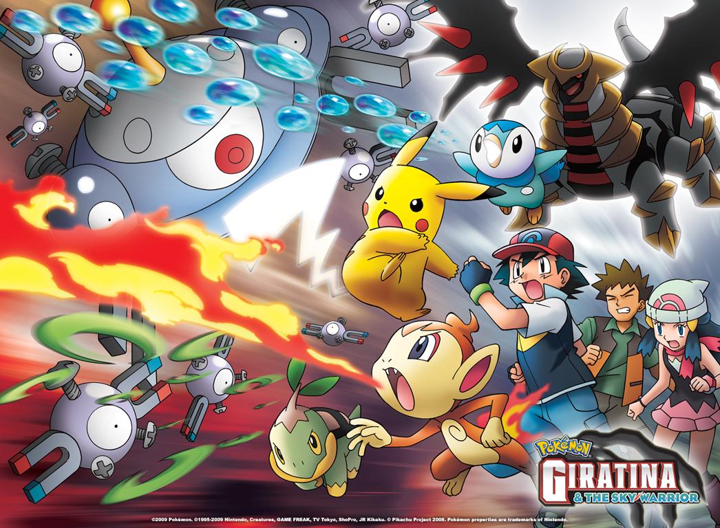 5 pokemon: