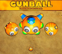 Gunball 2 Emperor's Revenge walkthrough.