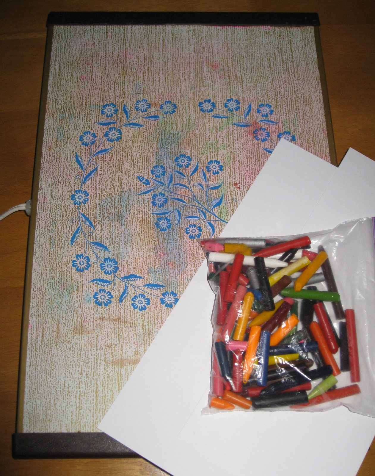 Cindy DeRosier: My Creative Life: Crafting With A Warming Tray