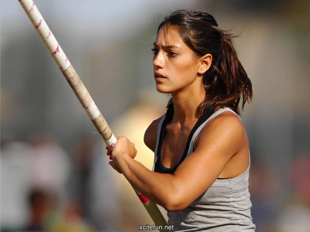 Sports Accessin: Allison Stokke Wallpaper 2012
