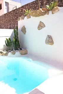 Piscina+arena+blanca Piscina de arenas tropicales en color Coral