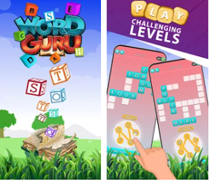 Puzzle Game of the Month - Word Guru