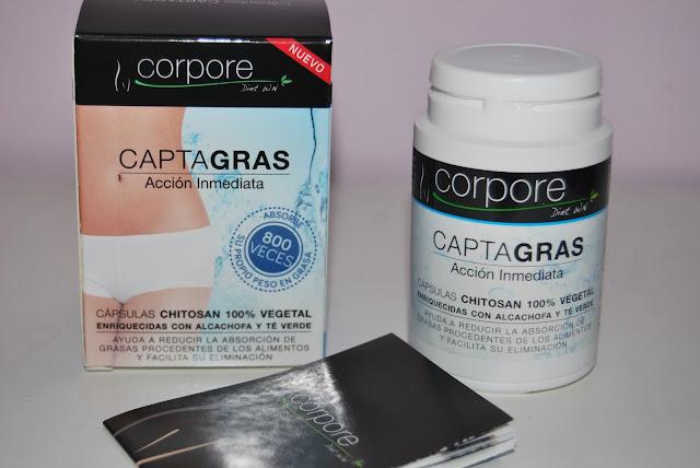 Captagras Corpore Diet