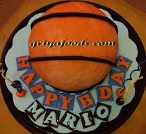 Tart Bola Basket