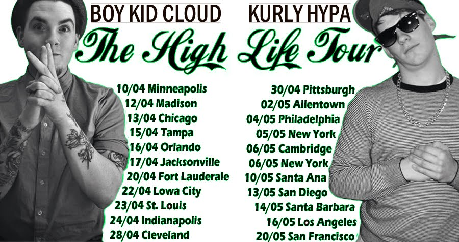 The High Life Tour