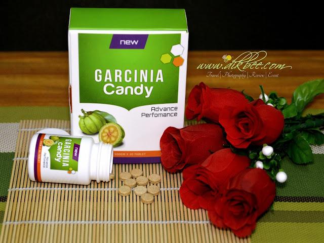 Garcinia Candy Hanya Kunyah Dan Berkesan Untuk Kurus