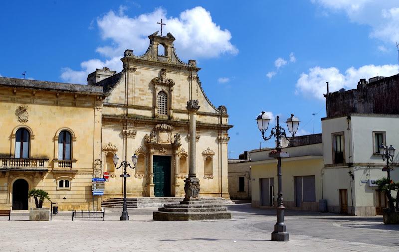 Chiesa dell'Annunziata in Muro Leccese (Apulien)
