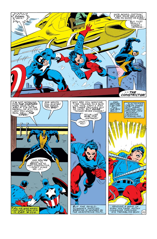 Captain America (1968) Issue #281 #197 - English 21