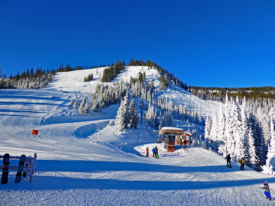 LOST TRAIL SKI RESORT