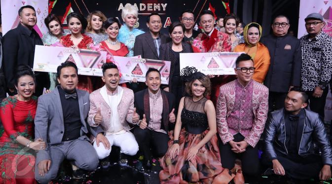 Pemenang D'Academy Asia 2015