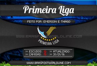 Atualização Primeira Liga - Brasfoot 2015