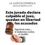 La única verdad de la justicia es que es una mentira.