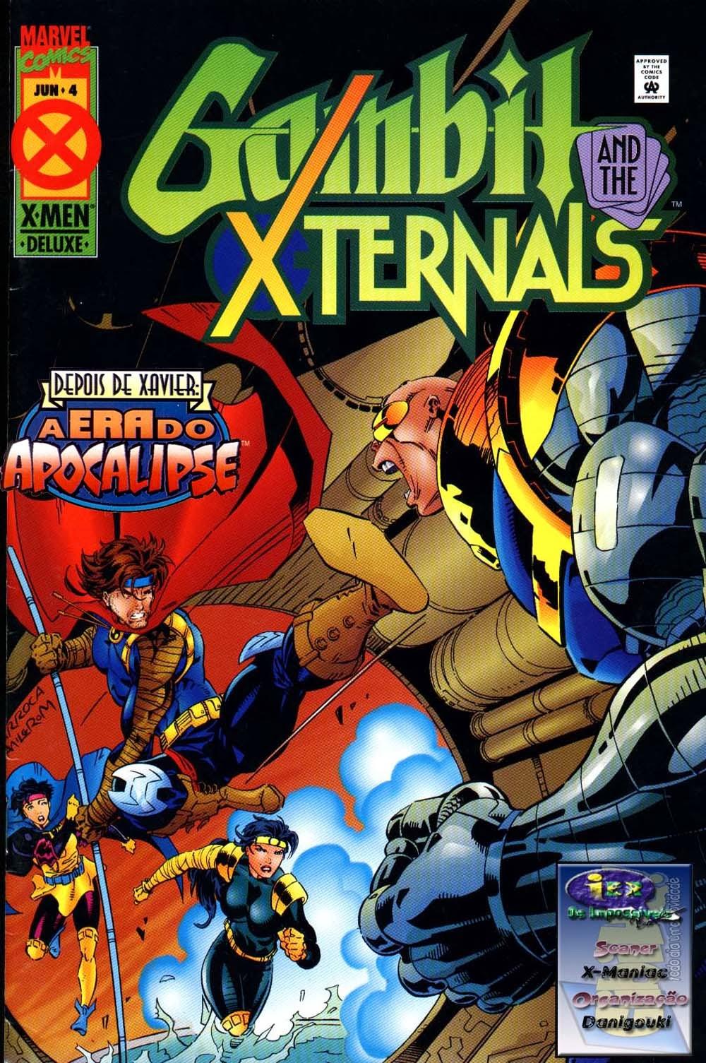 X-Men - A Era do Apocalipse #43