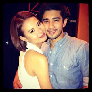 Bianca Manalo's new boyfriend Carlo Gonzales