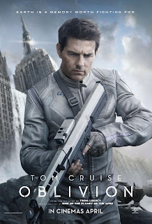 "Poster do filme ""Oblivion"""