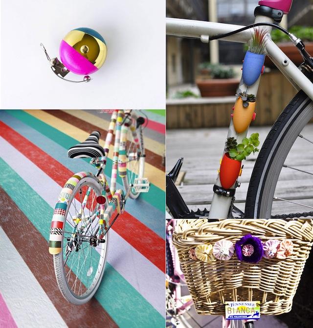 Cute Bicycle D.I.Y'.s