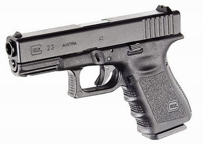 Here I Stand Glock 23 Vs FNP 40