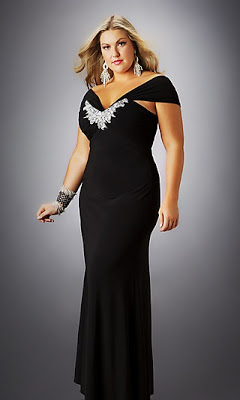 plus size wedding clothes