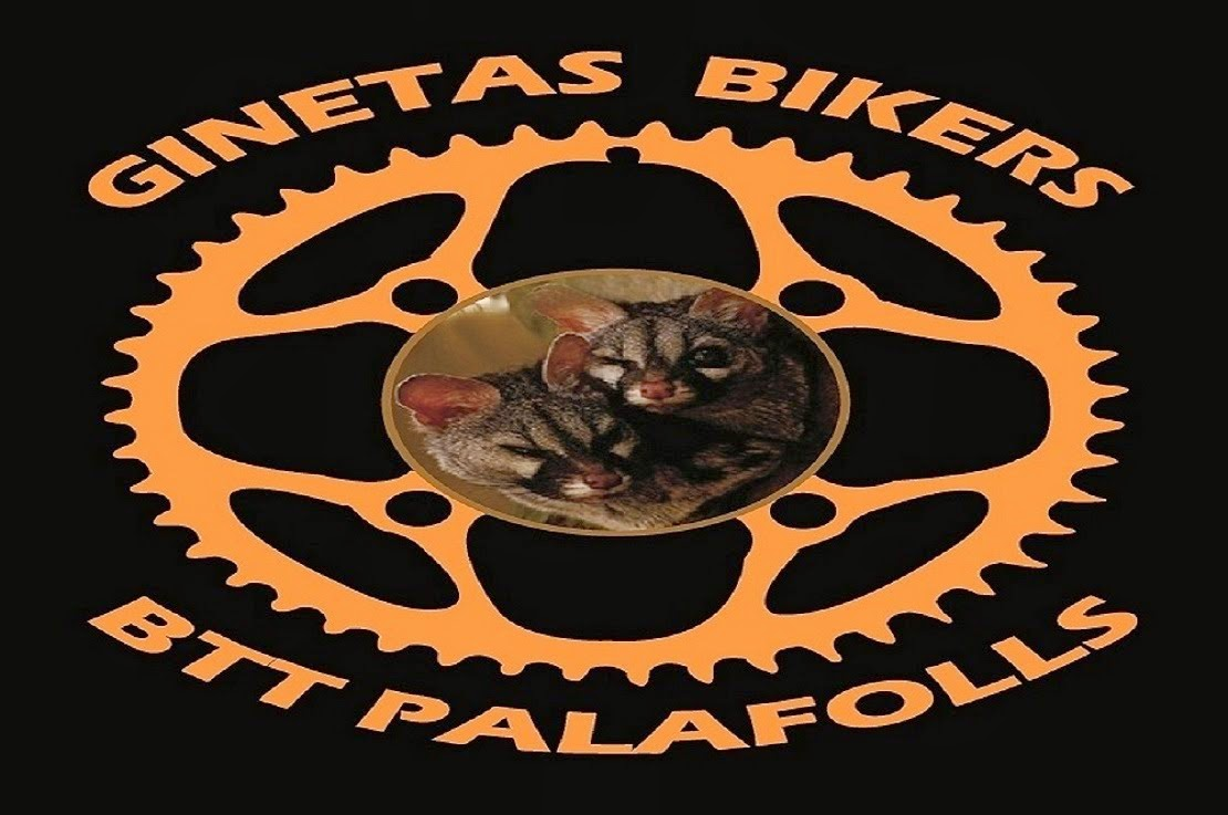GINETAS BIKERS
