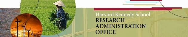 HKS Research Administration News Updates
