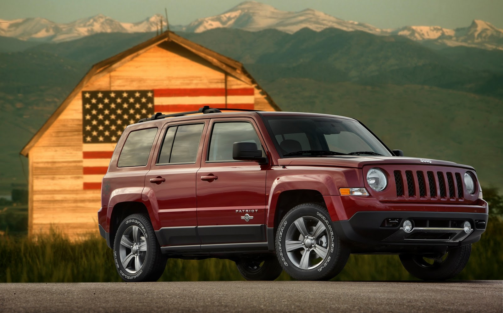 2014 - [Jeep] Renegade - Page 4 2014+jeep+patriot+freedom+edition