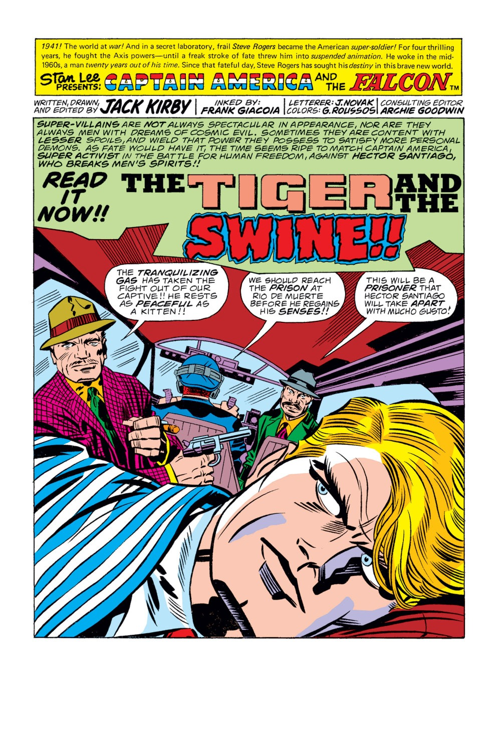 Captain America (1968) Issue #207 #121 - English 2