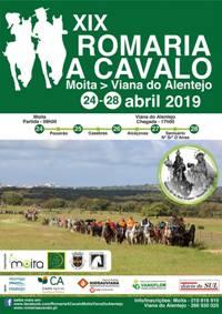 Moita/Viana do Alentejo- XIX Romaria a Cavalo