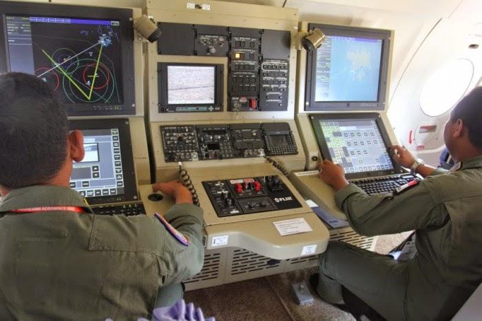 AMASCOS untuk Pesawat RMAF dan TNI AL