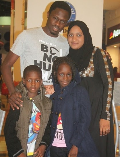 ali nuhu wife kids