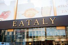 Eataly, la dolce vita à l'italienne à New York