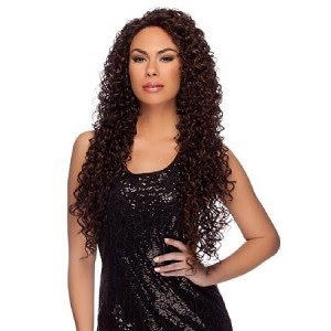 Harlem 125 Synthetic Lace Front Wig LL006