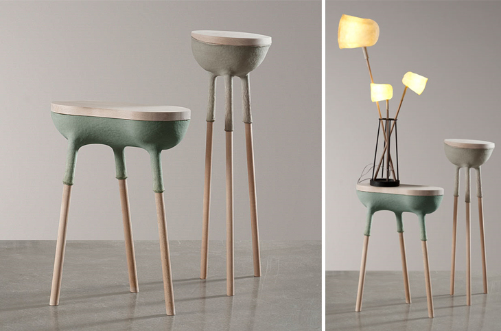 "Elise Gabriel design attractor: elise gabriel - ""the embrace"" furniture"
