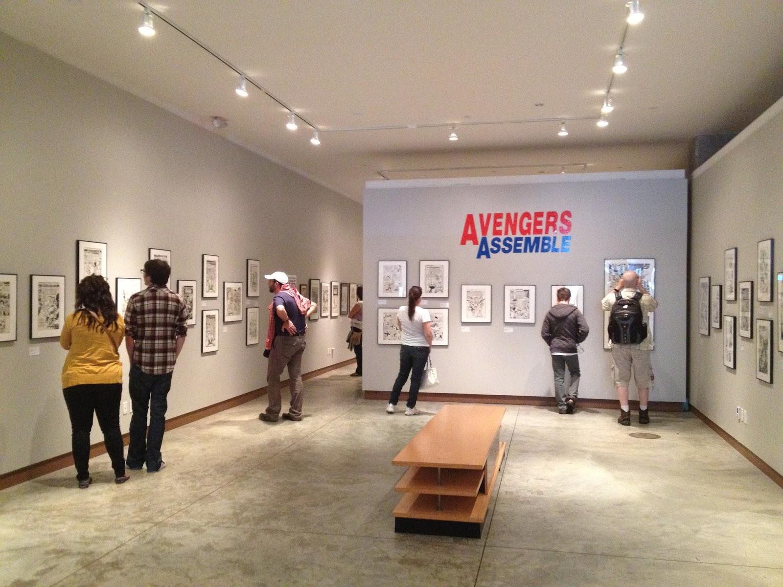 The Yeti Speaks!: San Francisco's Cartoon Art Museum