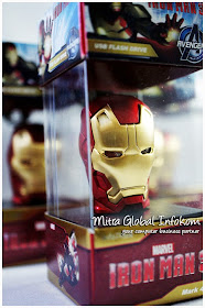 Flashdisk ORIGINAL MARVEL